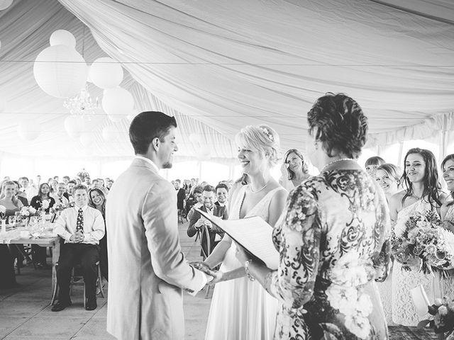 Jon and Molly's wedding in St Davids, Ontario 74