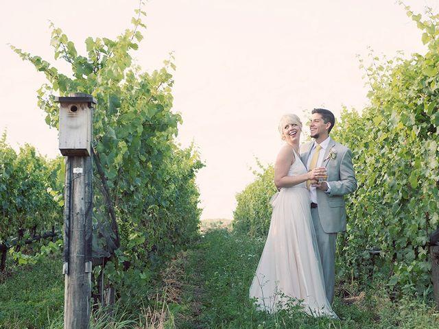 Jon and Molly's wedding in St Davids, Ontario 84