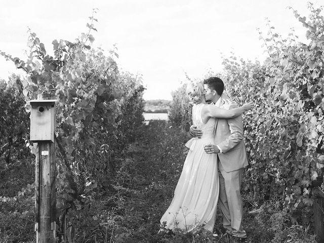 Jon and Molly's wedding in St Davids, Ontario 85