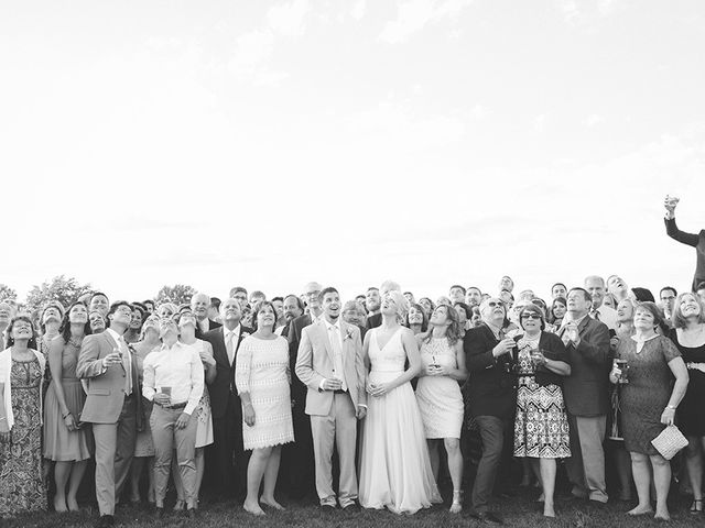 Jon and Molly's wedding in St Davids, Ontario 87