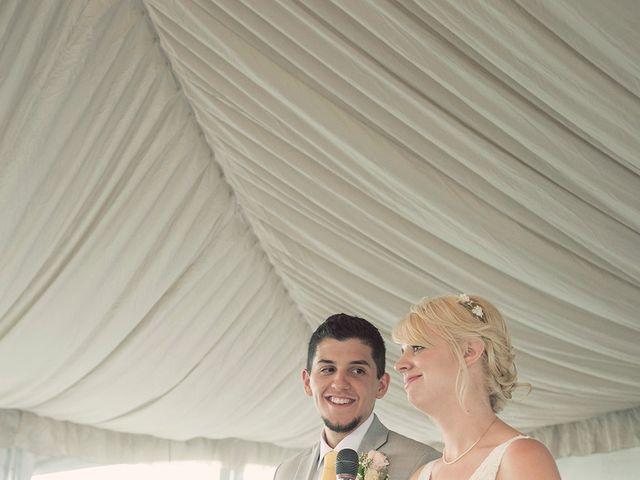 Jon and Molly's wedding in St Davids, Ontario 90