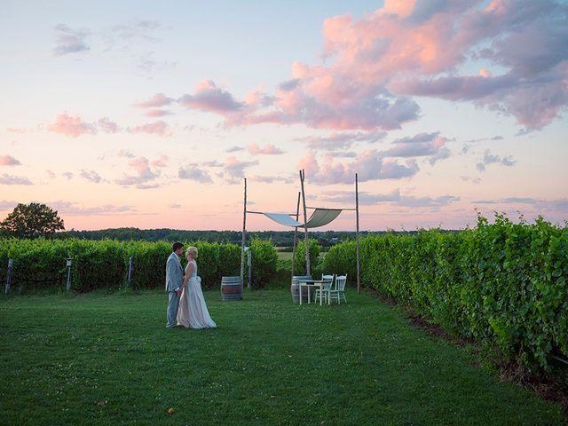 Jon and Molly's wedding in St Davids, Ontario 114