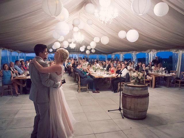 Jon and Molly's wedding in St Davids, Ontario 121