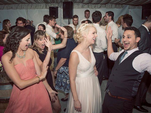 Jon and Molly's wedding in St Davids, Ontario 127