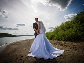The wedding of Shelby and Ben