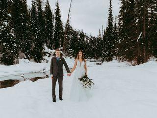The wedding of Shawna and Derek