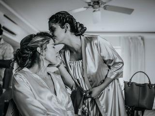 The wedding of Vanessa and Samir 1