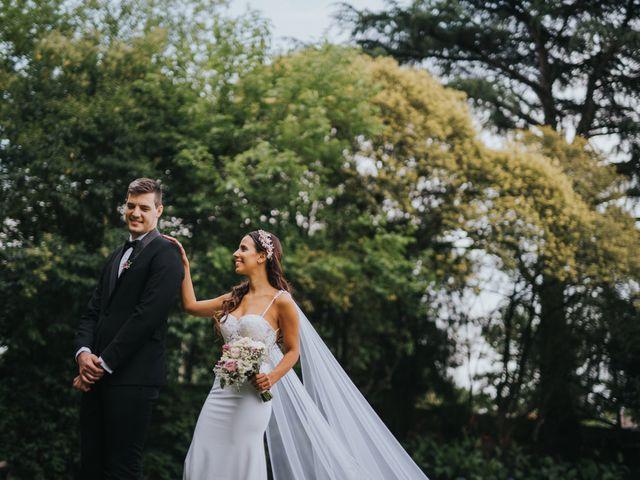 Santi and Pau's wedding in Vancouver, British Columbia 26