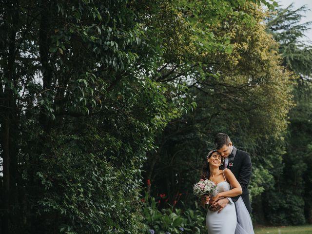 Santi and Pau's wedding in Vancouver, British Columbia 31