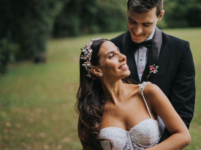 Santi and Pau's wedding in Vancouver, British Columbia 32