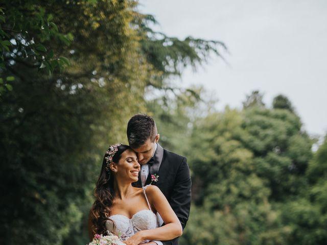 Santi and Pau's wedding in Vancouver, British Columbia 33