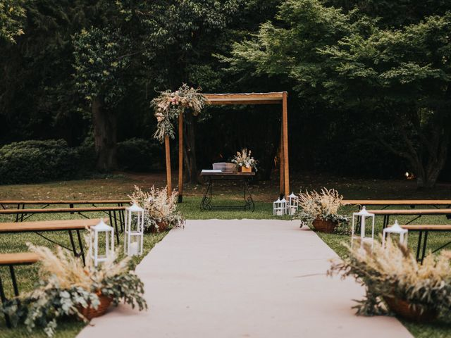 Santi and Pau's wedding in Vancouver, British Columbia 44