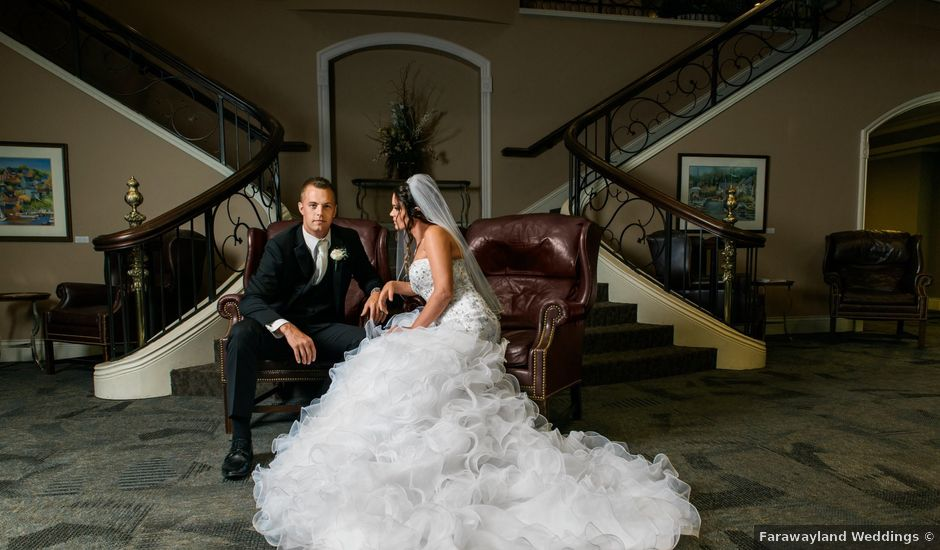 Pieter Jan and Julianna's wedding in Pitt Meadows, British Columbia