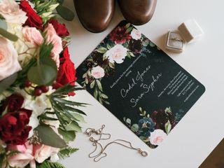 The wedding of Sara and Cadel 3
