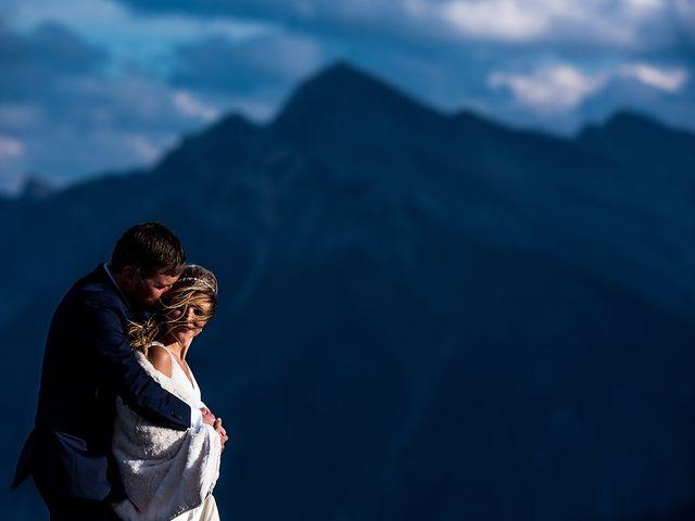 Alistair and Heather's wedding in Golden, British Columbia 3