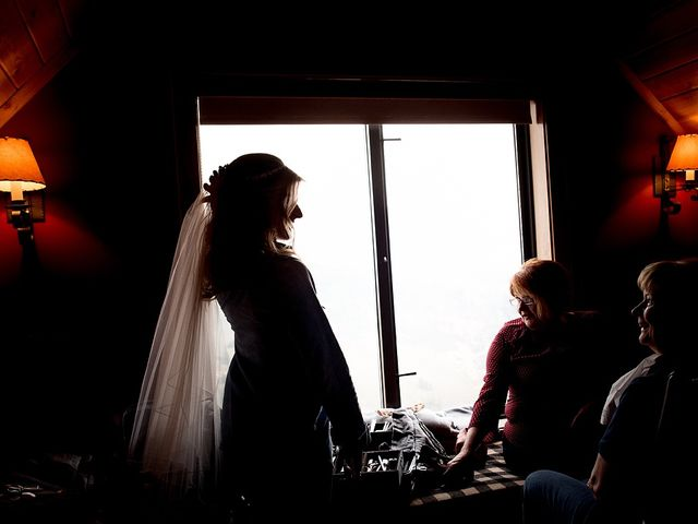 Alistair and Heather's wedding in Golden, British Columbia 9