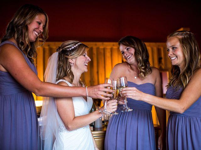Alistair and Heather's wedding in Golden, British Columbia 15