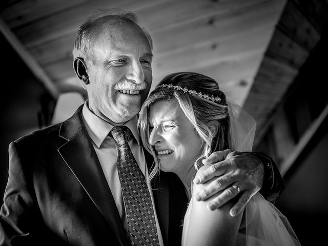Alistair and Heather's wedding in Golden, British Columbia 17