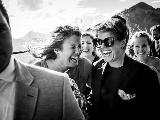 Alistair and Heather's wedding in Golden, British Columbia 21