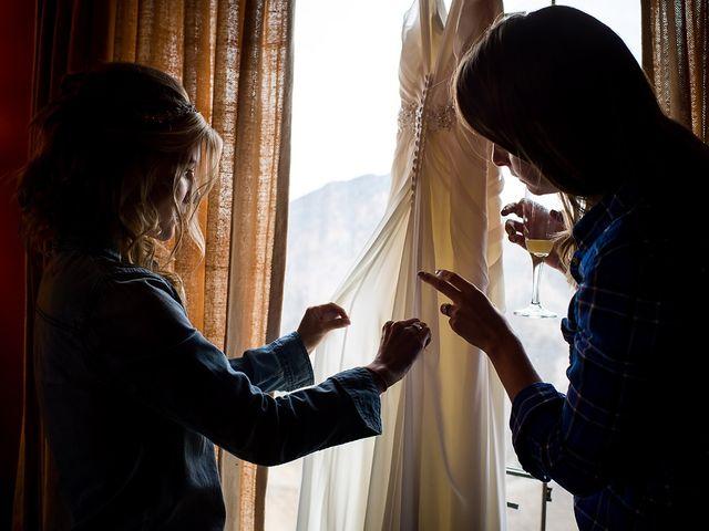 Alistair and Heather's wedding in Golden, British Columbia 7