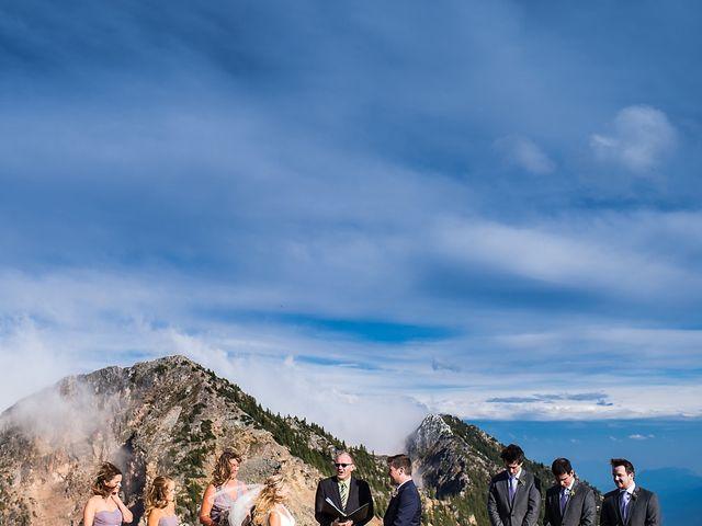 Alistair and Heather's wedding in Golden, British Columbia 20