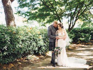The wedding of Galia and Ben