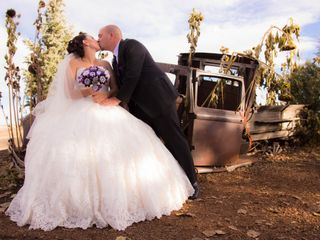 The wedding of Ashley and Tyler 1