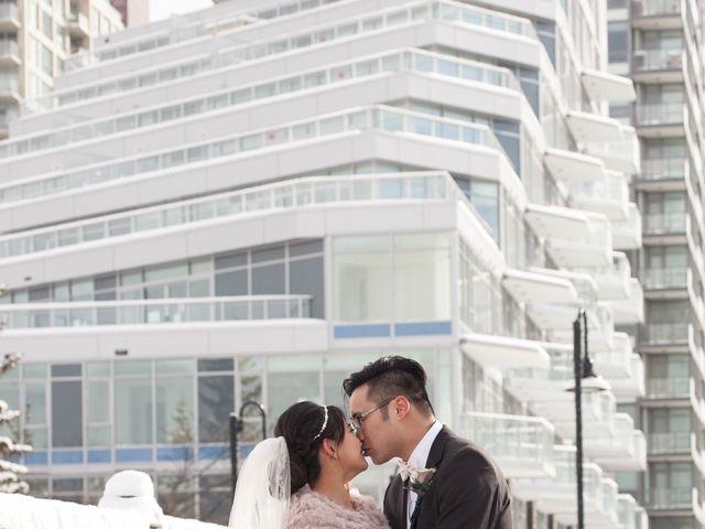 David and Jane's wedding in Calgary, Alberta 16