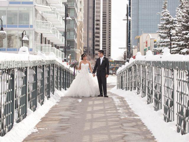 David and Jane's wedding in Calgary, Alberta 18