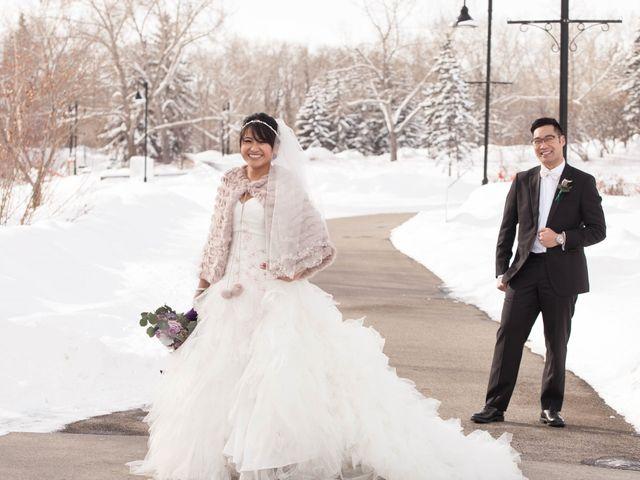 David and Jane's wedding in Calgary, Alberta 20