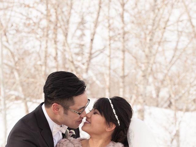 David and Jane's wedding in Calgary, Alberta 21