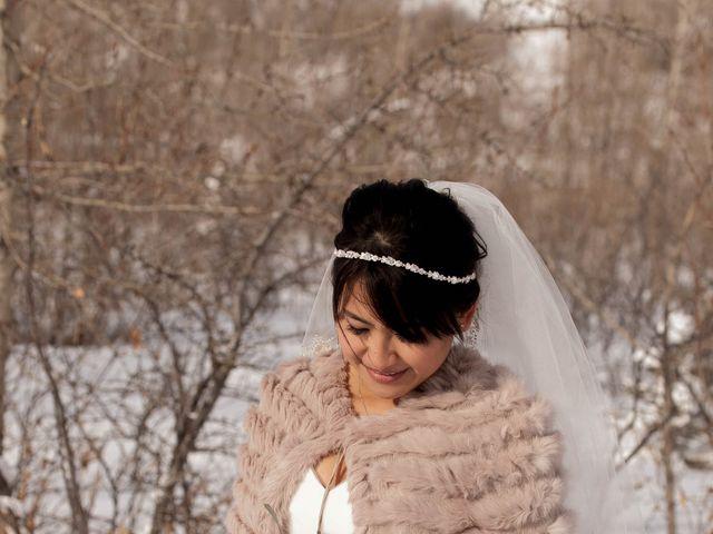 David and Jane's wedding in Calgary, Alberta 23