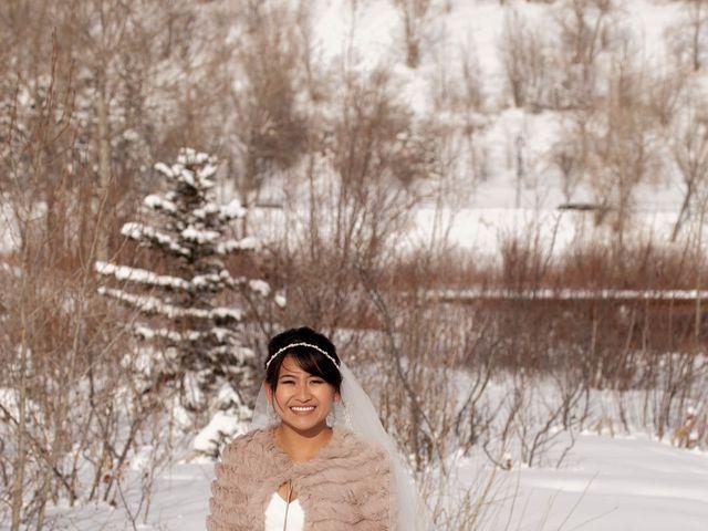 David and Jane's wedding in Calgary, Alberta 25