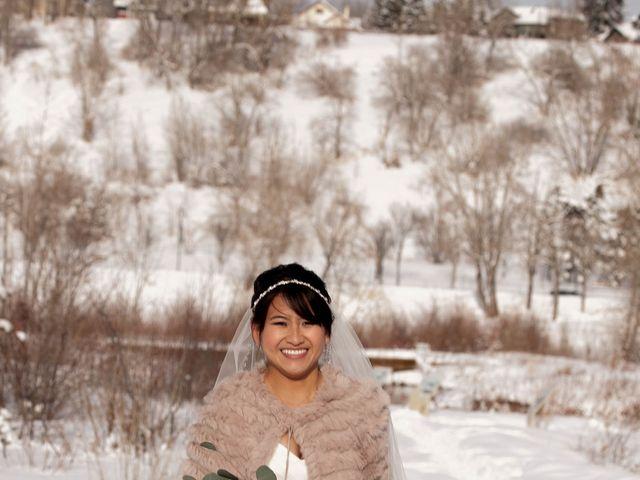 David and Jane's wedding in Calgary, Alberta 26