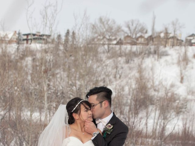 David and Jane's wedding in Calgary, Alberta 29