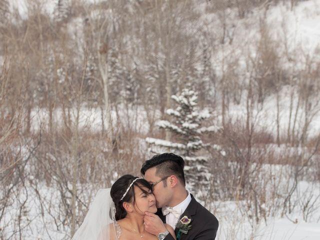 David and Jane's wedding in Calgary, Alberta 30