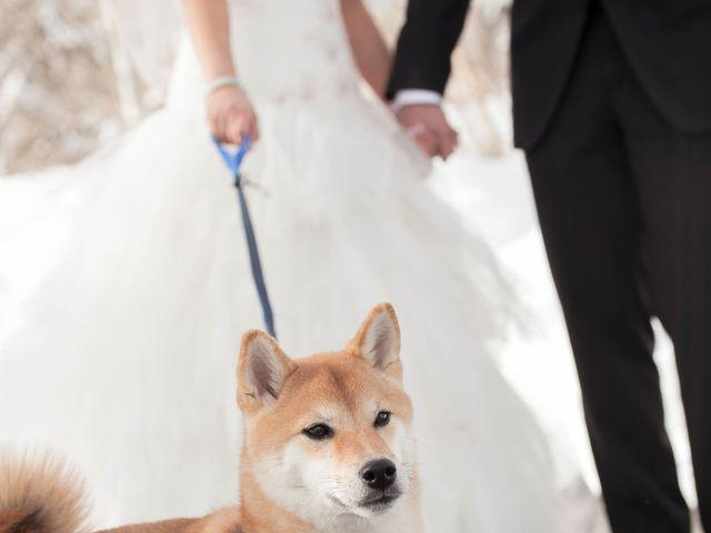 David and Jane's wedding in Calgary, Alberta 39