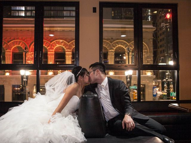 David and Jane's wedding in Calgary, Alberta 42