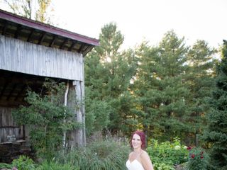 The wedding of Brad and Keisha 2