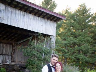 The wedding of Brad and Keisha 3