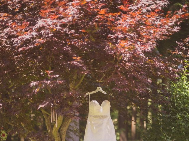 Clyde and Melinda's wedding in Port Moody, British Columbia 3