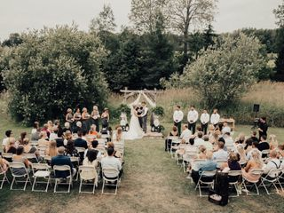 The wedding of Reba and Andrew 2