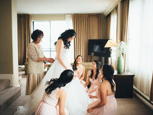 Dylan and Honey's wedding in Vancouver, British Columbia 23