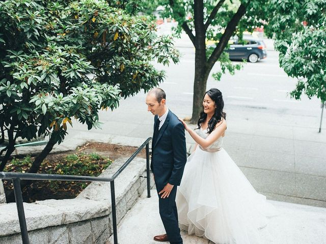 Dylan and Honey's wedding in Vancouver, British Columbia 32