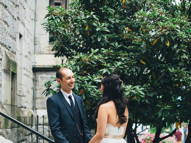 Dylan and Honey's wedding in Vancouver, British Columbia 33