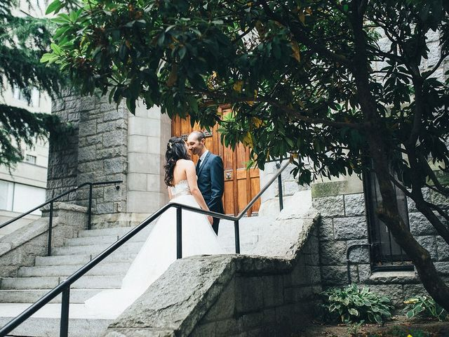 Dylan and Honey's wedding in Vancouver, British Columbia 35