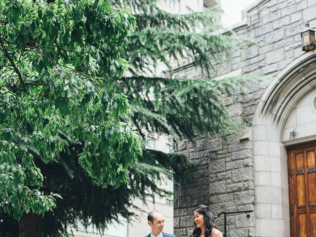 Dylan and Honey's wedding in Vancouver, British Columbia 36