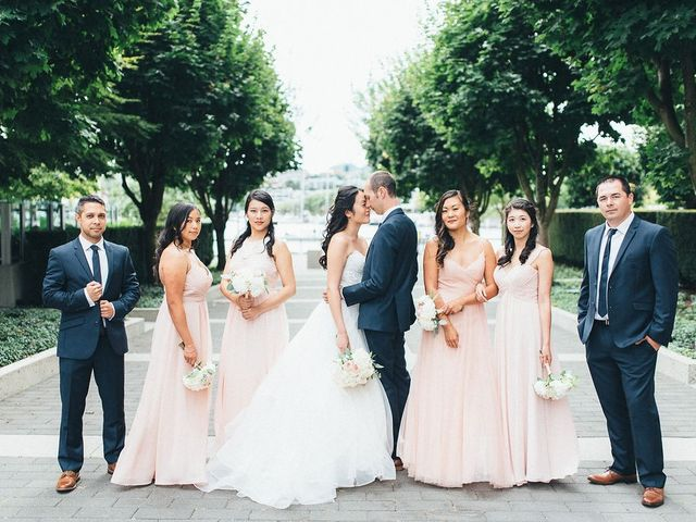 Dylan and Honey's wedding in Vancouver, British Columbia 43