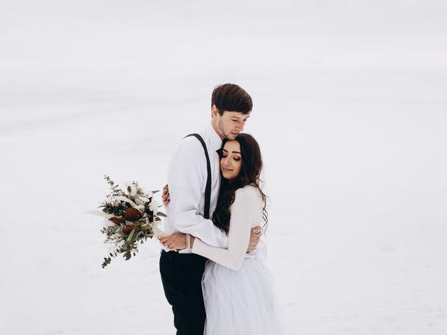 The wedding of Nicole and William