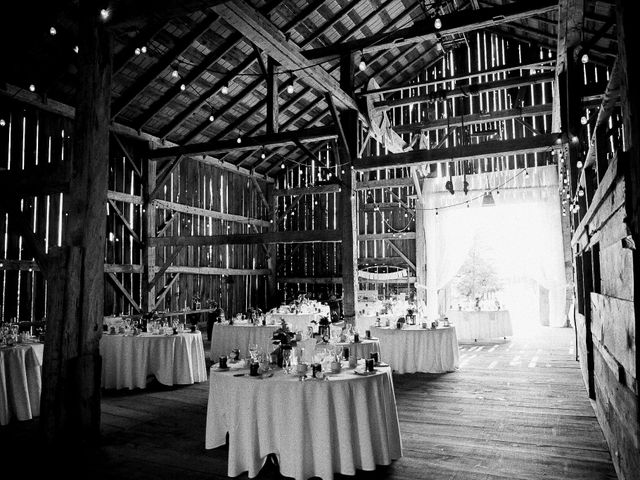 Rob and Jessica's wedding in Erin, Ontario 8